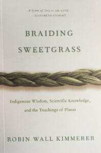 laura stovel braiding sweetgrass book review